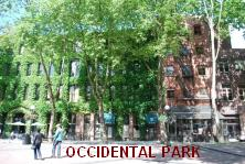 Seattle - Occidental Park