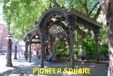 Seattle - Pioneer Square