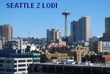Seattle z lodi